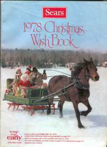 Sears Wish Book